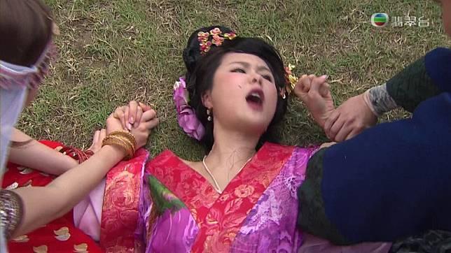 劉思希喺《丫鬟》演出獲讚賞。