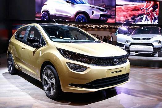 Tata Motors Kenalkan Hatcback Penantang Suzuki Baleno