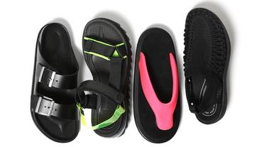 走路有風 世界各國十六個涼拖鞋品牌精選