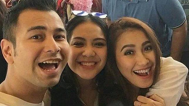 Raffi Ahmad, Gigi, Ayu Ting Ting