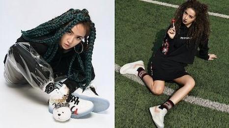蔡依林聯手PONY時尚『怪美力』席捲:限量合作款鞋履一次看!