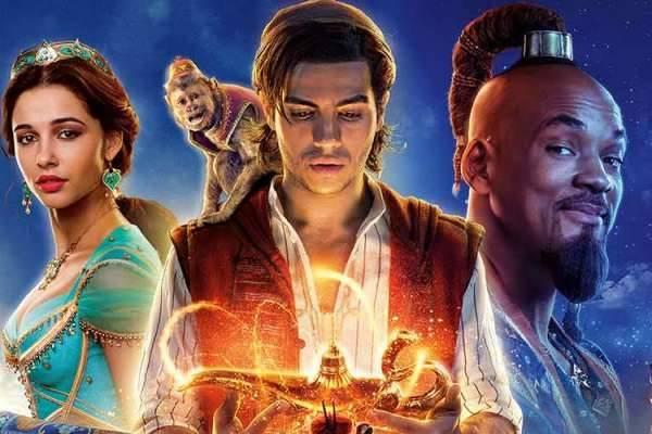 Disney Bocorkan Proyek Sekuel Aladdin