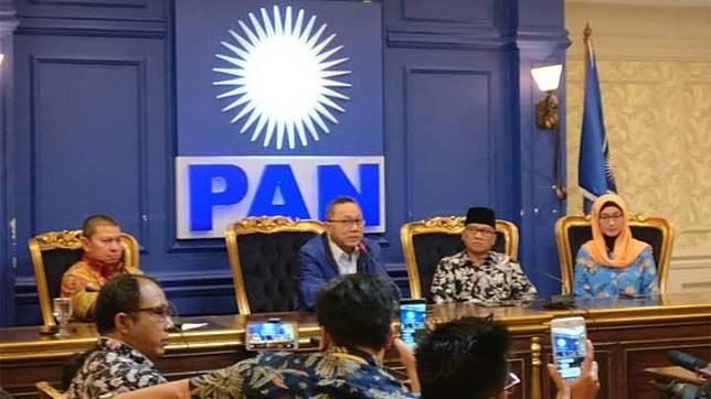 Penantang Zulkifli Hasan Sudah Sowan ke Amien Rais