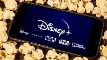 迪士尼 Disney+ app 上架滿月 2,200 萬次下載、獲利 2,000 萬美金