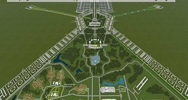 Intip Fasilitas di Ibu Kota Baru, Apa Bedanya dengan Jakarta?