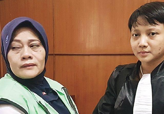 Gara-gara Terima Kiriman Menantu, Dituntut 20 Tahun Penjara