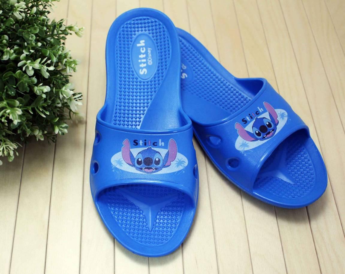 正版 史迪奇 拖鞋 迪士尼 DISNEY 室內拖 大學拖 浴室 女拖鞋 男拖鞋 星際寶貝 STICH T00120357