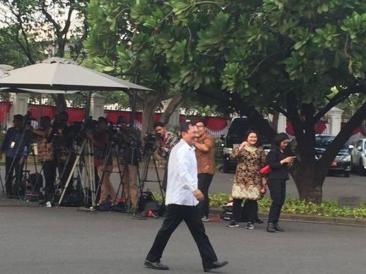 Kepala RSPAD Turut Dipanggil Jokowi