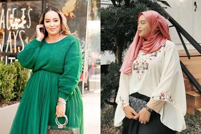 Model Baju Tercantik Agar Lengan Besar Tidak Kelihatan Gemuk Termasuk Untuk Hijaber Womantalk Com Line Today