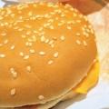 チーズバーガーセット - 実際訪問したユーザーが直接撮影して投稿した西新宿ハンバーガーバーガーキング 新宿小滝橋店の写真のメニュー情報