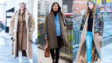 過年這樣穿就不冷!超實用「雙層外套」穿搭術有型又好看
