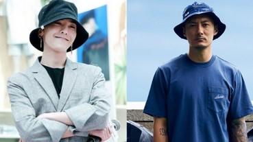 【漁夫帽攻略】暑假就用 4 LOOK 提升穿搭質感,素人也能晉升成街拍達人
