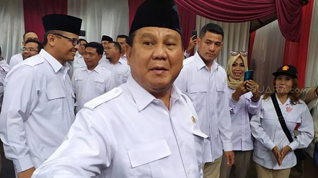 Indo Barometer Sebut Prabowo Capres Terkuat 2024, Gerindra: Masih Jauh