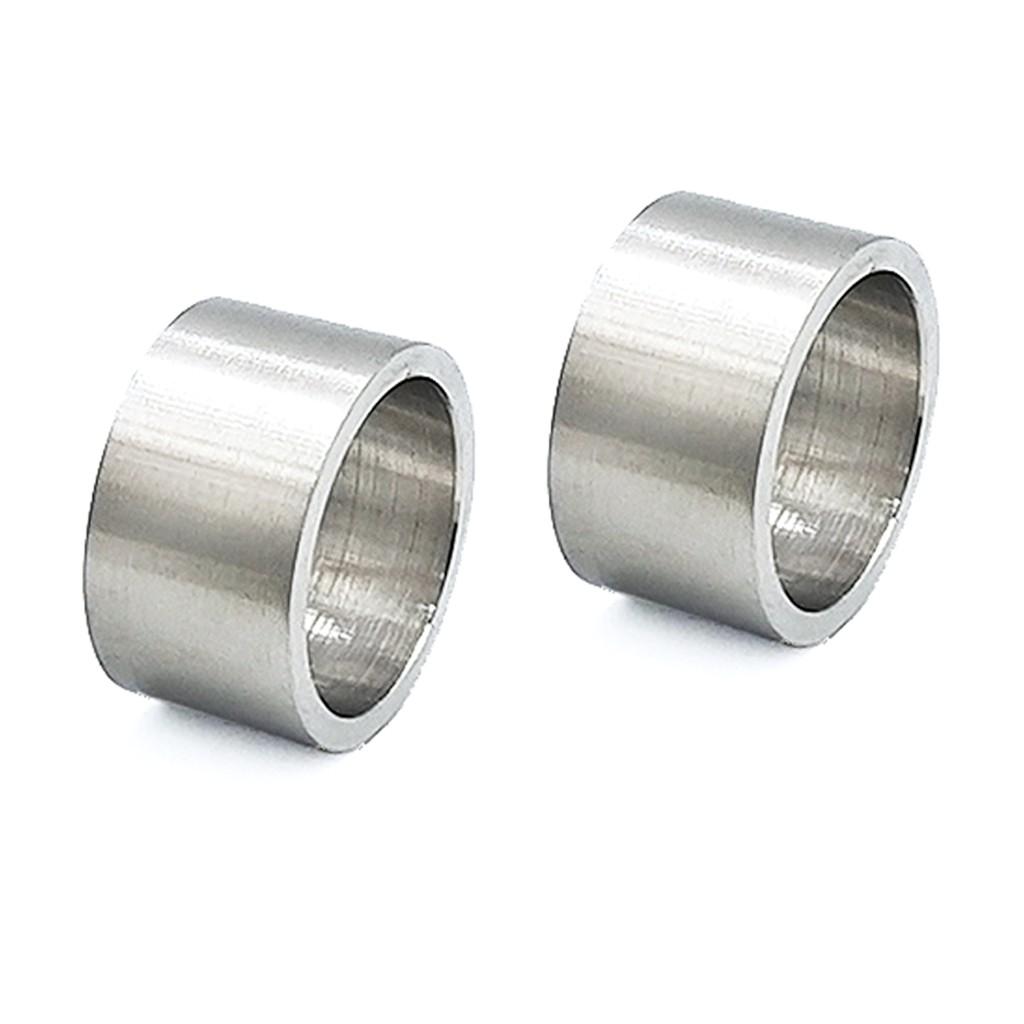 鋼戒 素面 (面寬1.2公分)『H950』銀色 16-23號 鈦鋼情侶對戒 李敏鎬 主君的太陽 指環戒 艾豆
