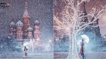 超冷天氣帶來的是這樣的美景~夢幻美景盡在俄羅斯,常冷也要去!