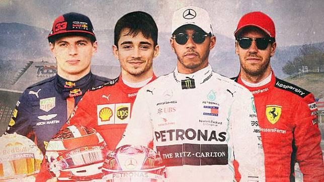 F1 2020 (UNIKOLOGI.COM/Adreanus Titus)