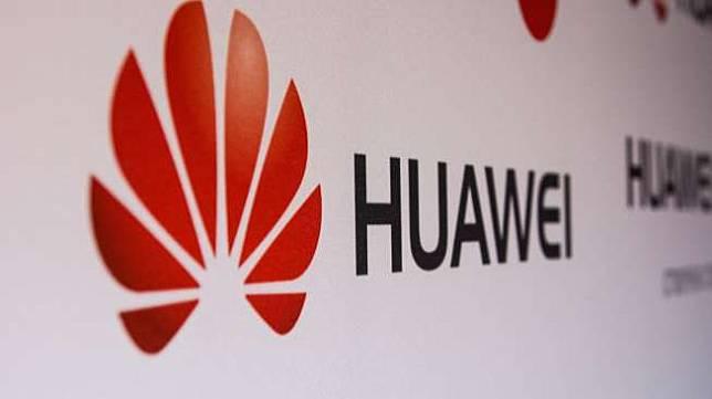 Logo Huawei. (Shutterstock)