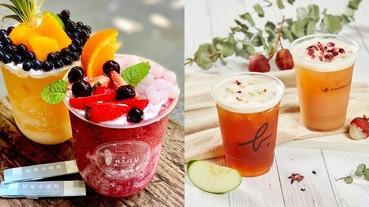 夏天就是要喝起來!小編精選 3 家「今夏超火紅水果飲品」 網友:看起來也太解膩!