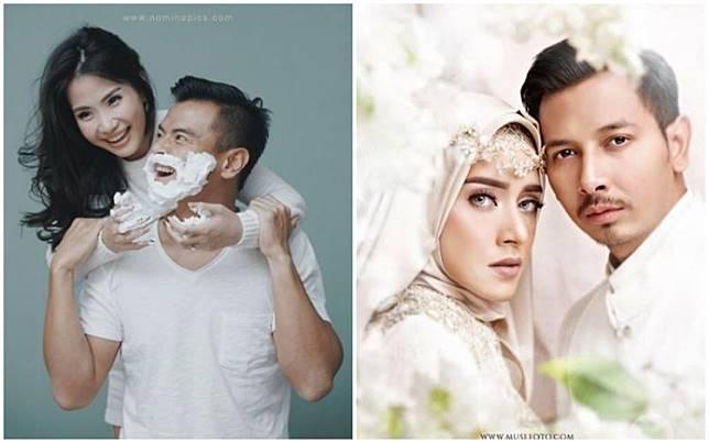 Yuk, Intip Foto Prewedding 7 Pasangan Seleb Ini, Tinggal Sebar Undangan
