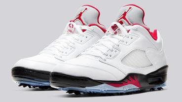 新聞分享 / 果嶺上的新戰靴 Air Jordan 5 Golf 身披 OG 配色