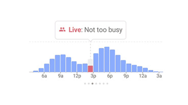Google Maps 將可幫你避開通勤擁擠人潮,盡可能維持社交距離