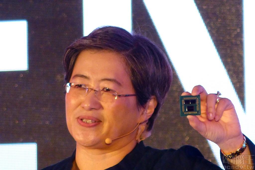 ▲ 是的,第三代 Ryzen 桌上型處理器系列封裝可以塞入 2 個 CCD 晶粒。