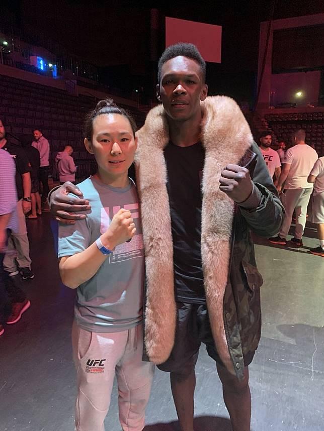 UFC: Yan 'Fury' Xiaonan celebrates new ranking 'playing with my dog' in quarantine on Beijing return
