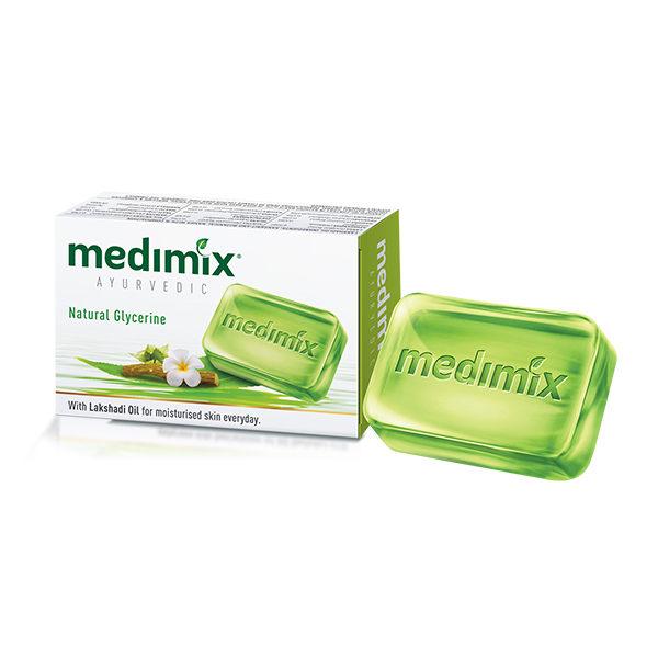 MEDIMIX 印度綠寶石美肌皂-寶貝 125g【康是美】