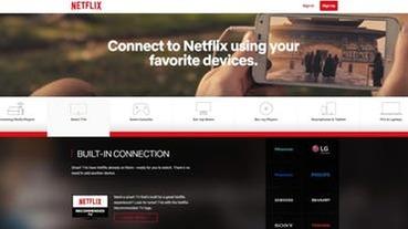 12 月 2 日起 Netflix 將停止支援舊款智慧型電視、機上盒