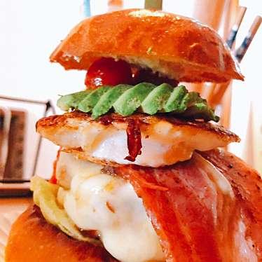 KAKUMEI Burger & cafeのundefinedに実際訪問訪問したユーザーunknownさんが新しく投稿した新着口コミの写真