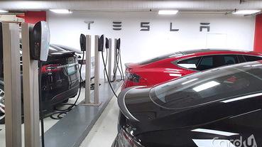 特斯拉充電改採收費 10/15起每度7元至12元