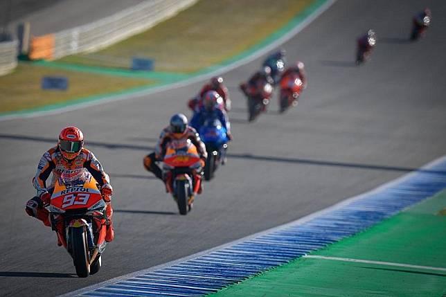 Lama Absen, Marc Marquez Kaget dengan Ketatnya MotoGP saat Ini