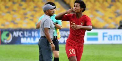 Skenario Timnas U-16 Indonesia Lolos Perempat Final Piala Asia U-16