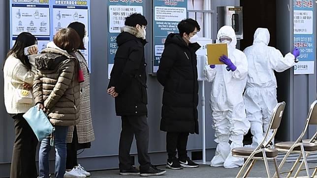 เกาหลีใต้พบผู้ติดเชื้อรายใหม่ 52 คน ส่งผลให้มีผู้ป่วยสะสมมากกว่า 150 คนแล้ว