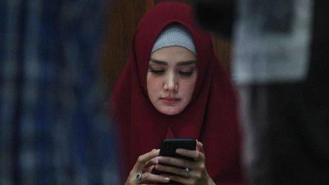 Mulan Kembali Tolak Teken Surat Relaas, Gugatan Caleg Ditunda