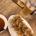 焼餃子 - 実際訪問したユーザーが直接撮影して投稿した西早稲田餃子餃子酒場 たっちゃん 西早稲田店の写真のメニュー情報