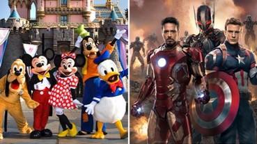 好消息!漫威漫畫即將入住迪士尼樂園!