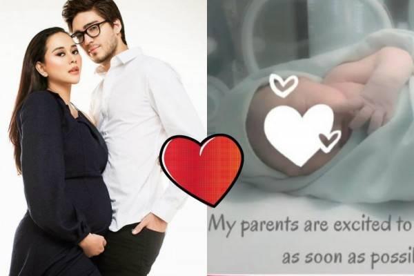 Resmi Jadi Ibu, 10 Momen Haru Aura Kasih Sejak Hamil hingga Melahirkan