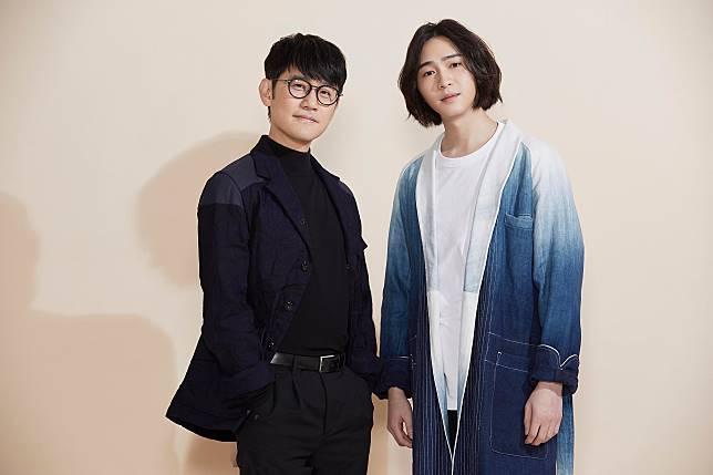 ▲許含光宣佈加入新音樂廠牌「好多音樂」X「何樂音樂」。(圖/好多音樂提供)
