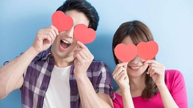 Ilustrasi pasangan romantis. (Shutterstock)