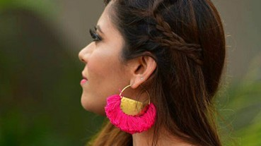 大項鍊還是大耳環?讓達人告訴你怎樣的衣服要搭怎樣的耳環