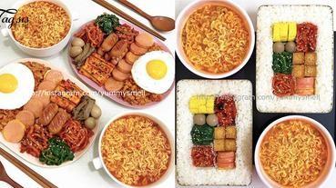 韓國菜看著總是特別好吃!一大桌傳統美食擺好擺滿,隔著螢幕口水都流了一地啦~