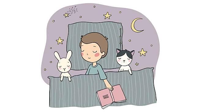 父母必知!讓小孩準時上床睡覺的妙招