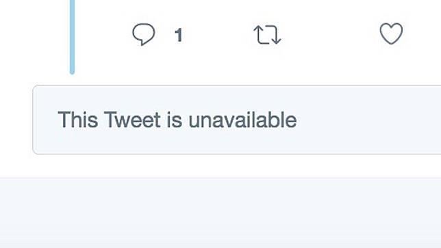 Twitter Plan Add Reason This Tweet Is Unavailable 1