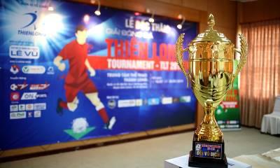 Giải Thiên Long 8 đội: Tấp nập giao hữu trước thềm V.League 2019
