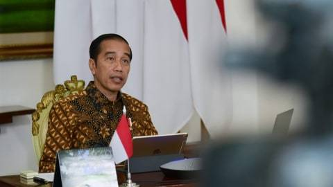 Jokowi Tegaskan Belum Akan Longgarkan PSBB: Jangan Sampai Keliru Memutuskan