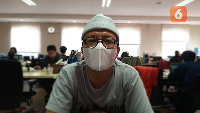 Ilustrasi orang pakai masker saat wabah Virus Corona COVID-19 di Indonesia. (Liputan6.com/Tanti Yulianingsih)