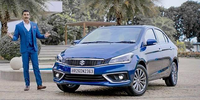 Suzuki Ciaz versi India (GaadiWaadi)