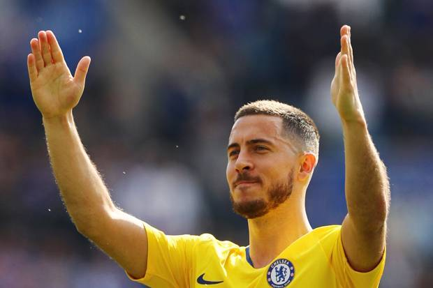 Eden Hazard Telah Putuskan Masa Depannya di Chelsea