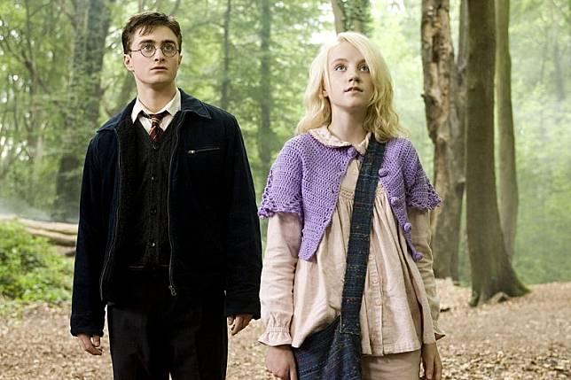 她憑《哈利波特》角色上位。